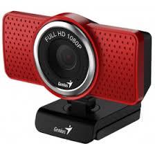 <b>Веб</b>-<b>камера Genius ECam 8000</b> Red в интернет-магазине Регард ...