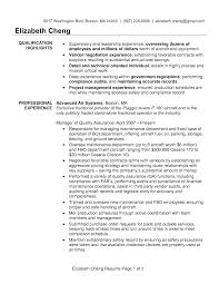 sample resume for technical project  seangarrette cosample