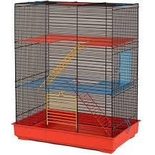 <b>Клетка для грызунов INTER-ZOO</b> Teddy Lux 2 для крыс — купить в ...