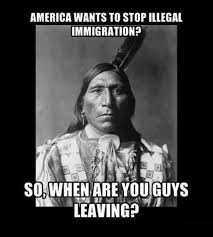 Stopping Illegal Immigration - Funny Meme via Relatably.com