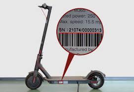 <b>Mi Electric Scooter</b> (<b>M365</b>) Recall Notice