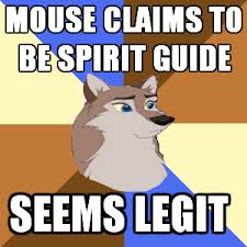 Dim-Witted Aleu Meme 1 by K9RASArt on DeviantArt via Relatably.com