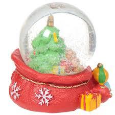 <b>Фигурка декоративная</b> Шар водяной со снегом 75944, 5х5х8 см в ...