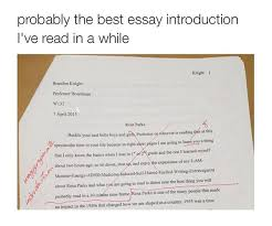 is this the best essay introduction ever   craveonline is this the best essay introduction ever