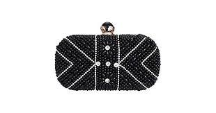 SXCZDZSW <b>Women's Luxury Rhinestone</b> Faux Pearl Square ...
