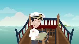 Министерство Морской Бутылочной Почты - YouTube