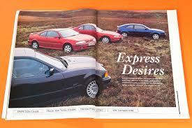 Express desires: BMW 325i Coupe <b>vs</b> Rover <b>220</b> Turbo coupe <b>vs</b> ...