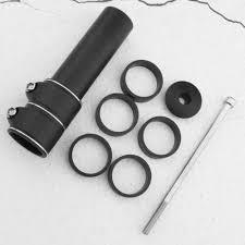 <b>Bicycle Fork Stem</b> Extender Bicycle Handlebar Riser Adaptor ...