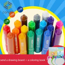 6/18 цветов живопись <b>восковые мелки</b>-<b>карандаши</b> цветной ...