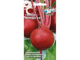 <b>Семена Свекла Бордо</b> 237 СеДеК купить по цене 15 руб. в ОБИ