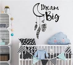 <b>YOYOYU</b> ART HOME DECOR Moon Dream Catcher <b>Wall Decal</b> ...