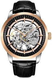 Automatic Mens Watches Skeleton Mechanical Wrist ... - Amazon.com