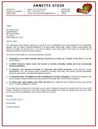 tutoring cover letter teacher cover letter example documents in pdf