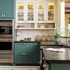 blue kitchen cabinets small painting color ideas: abby manchesky interiors slate appliances plans for our kitchen