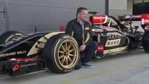 F1 2011 - <b>Pirelli</b> show its colours, explains tyres characteristics ...