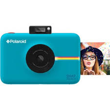 <b>Polaroid Snap</b> Instant Digital <b>Camera</b> (Blue) | Bedfords.com