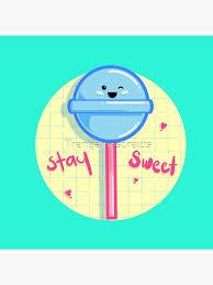 Flat Art <b>Candy</b> Gifts & Merchandise | Redbubble