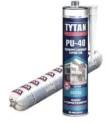 <b>TYTAN PROFESSIONAL Полиуретановый герметик</b> PU 40 - Tytan ...