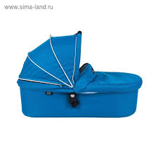 <b>Люлька Valco baby External</b> Bassinet для Snap & Snap4 / Ocean Blue