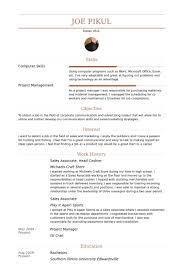 Head Cashier Resume Samples   VisualCV Resume Samples Database VisualCV