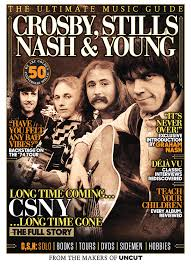 <b>Crosby</b>, <b>Stills</b>, <b>Nash</b> and Young – Ultimate Music Guide - Uncut