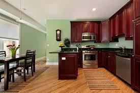 wall color ideas oak: lovely kitchen color ideas dark cabinets beverage serving wall oak featured categorie full size