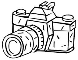 Small Picture Camera Cartoon Color Page Coloring Coloring Pages