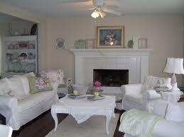 my living room amazing white shabby chic