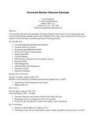 personal banker resume sample promotion letter hr personal banker resume sample universal banker resume sample