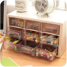 plastic 9 jewelry storage box mini debris cabinets lattice portable amall drawer sorting grid desktop drawer cheap office drawers