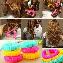 Buy magic rollers spiral <b>hair curlers</b> and get free shipping on ...