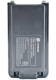 Аккумуляторная батарея <b>Comrade</b> R6, R6 Digital - <b>Аккумуляторы</b> ...