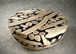 korean artist jae hyo lee designed these amazing furniture pieces made of chopped slices of pine wood the wood pieces are brought together and crafted to amazing furniture designs