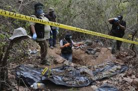 Image result for Warga Meksiko temukan kuburan massal 43 siswa