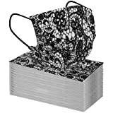 linhanzi 100Pcs Fashion Lace Adults Disposable ... - Amazon.com