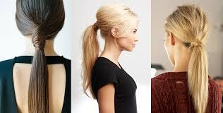 Resultado de imagem para penteados para cabelo sujo