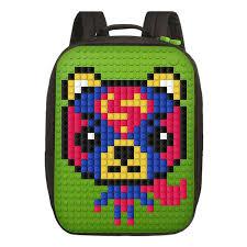 Пиксельный <b>рюкзак</b> с большой панелью <b>Canvas</b> Classic Pixel ...