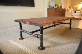 rustic coffee table build your own rustic furniture