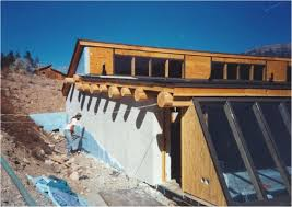 HTM high thermal mass sustainable  passive solar  green home tipsHTM    s are passive solar  thermal mass  sustainable design  house plans featuring earthtubes