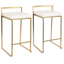 <b>White</b> - Bar <b>Stools</b> - Kitchen & Dining Room Furniture - The Home ...
