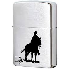 <b>Зажигалка Zippo</b> 200 Bronco <b>Cowboy</b> – купить в интернет ...