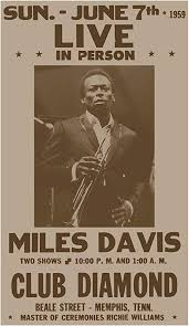 Per Diem <b>Printing Live</b> in Person - Miles Davis - Club <b>Diamond</b> - 13 ...