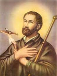 Image result for Photo of St.Francis Xavier