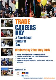 trade careers day wodonga senior secondary college trade careers day