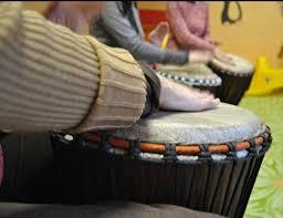Výsledek obrázku pro bubnování v kruhu