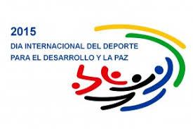 Resultado de imagen de día internacional del deporte para el desarrollo y la paz