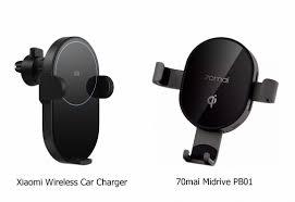 Xiaomi <b>70mai</b> Midrive Pb01 vs Xiaomi Wireless <b>Car</b> Charger – что ...