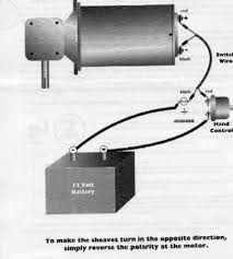 wiring advice for a reversing dc motor like an anchor winch th wiring advice for a reversing dc motor like an anchor winch
