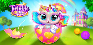 Twinkle - <b>Unicorn Cat</b> Princess - Apps on Google Play