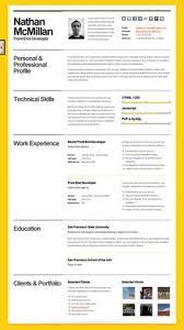 Free Resume Builder Templates  best resume builder website  resume     DesignBolts